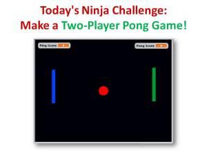 CDA-S2-Challenge14-NetworkPong