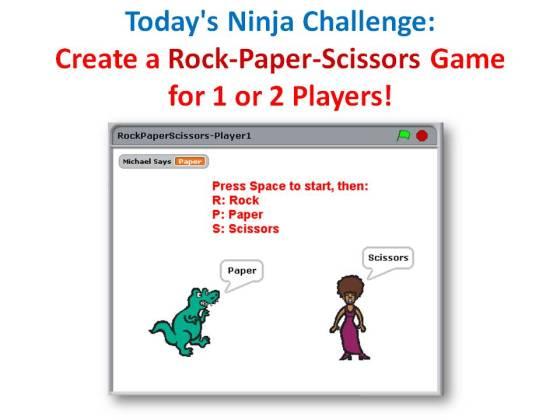 CDA-S2-Challenge15-RockPaperScissors