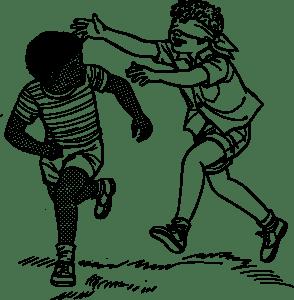 papapishu-Boys-running