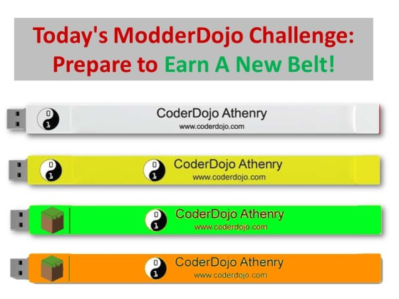 CoderDojoAthenry-Modding-PrepareForBelts