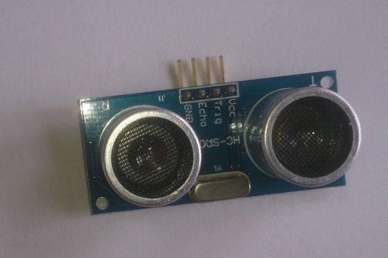 The HC-SR04 Ultrasonic Distance Sensor