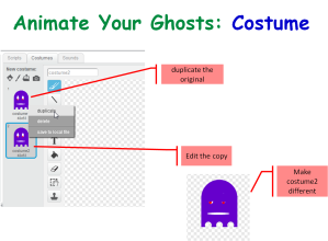 Season 5 Better ghostcatcher- animate ghost - costume