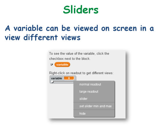CDA-S5-Pen Commands-slider variables