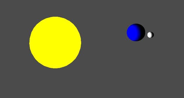 A WebGL 3D Solar System! | CoderDojo Athenry