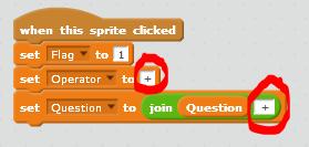 OperatrorCodeChanges