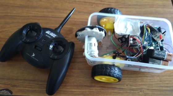 robot+controller